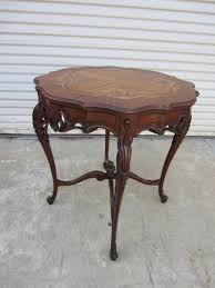 Antique Accent Table Fantastic Antique Accent Table With Catchy Antique Accent Table