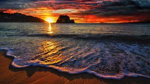 sunset alone wallpapers wallpaper sunset qygjxz