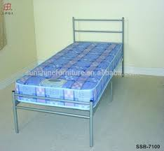 single twin size metal european style bed frame buy european