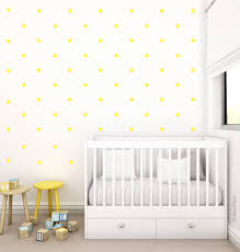 polka dot wall decals for kids rooms crowdbuild for yellow polka dots nursery wall decal wall stickers by nicolasitoes
