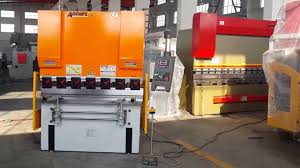 hydraulic press brake 60 tons for amada quick clamp and e10 nc