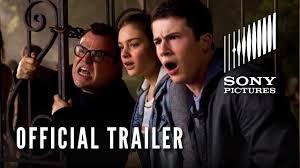 nonton film goosebump goosebumps official trailer hd youtube