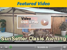 Retractable Awning Costco Sunsetter Awnings