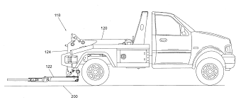 patent us20080279667 tow truck with underlift control google