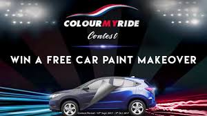 win a free car paint makeover from nippon paint video