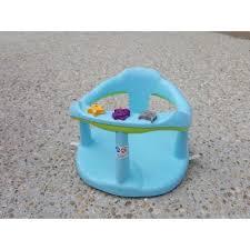 siège de bain pour bébé anneau de bain pour bébé autre marque occasion 15 00
