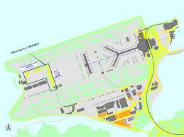 Hong Kong International Airport Floor Plan Hkia Map Hong Kong International Airport Map China