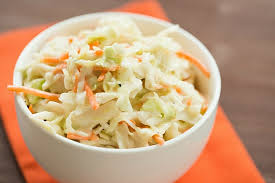 basic creamy coleslaw dressing recipe brown eyed baker