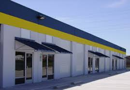 Industrial Awning Awnings Dallas Fort Worth Commercial Metal