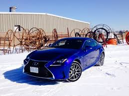 blue lexus 2015 2015 lexus rc 350 f sport awd u2026 tested in the real world