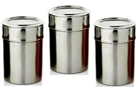 100 stainless steel canisters kitchen kitchen canisters
