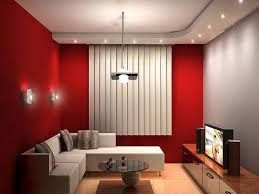 Living Room Colour The Color Combination For Red Living Room Home Design Intended For