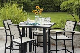 Granite Top Bistro Table Patio Ideas High Bistro Patio Chairs High Top Bistro Patio Set
