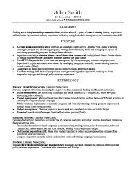 Resume For Advertising Job by 25 Free Advertising Account Executive Resume Vntask Com