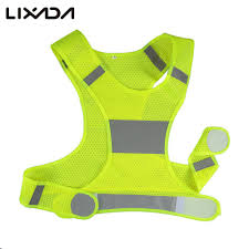 mens hi vis cycling jacket online buy wholesale cycling reflective vest from china cycling