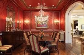 london home depot damask wallpaper dining room contemporary with