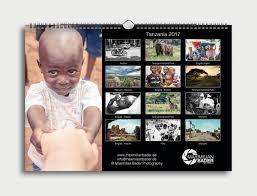 Bader De Kalender Tanzania 2017 Maximilian Bader Photography