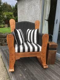 Dexter Rocking Chair The Rocker Man