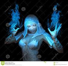 female wizard stock illustration illustration of magician 8634296