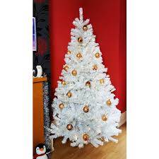 the 4ft pre lit iridescent pine tree with warm white lights