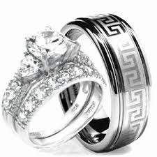 wedding rings for him and 56 unique cheap wedding rings his and hers wedding idea