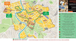 Map Rome Hop On Hop Off Rom Linien Sofortbuchung Tourist In Rom