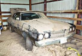 Muscle Car Barn Finds Best Barn Finds Cool Material