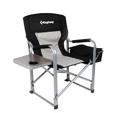 The Directors Chair On The Set Amazon Com Kingcamp Heavy Duty Steel Folding Chair Director U0027s