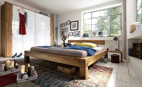 echtholz schlafzimmer schlafzimmermöbel aus massivholz innatura massivholzmöbel