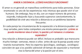 imagenes de amor verdadero ala distancia amor a distancia a quien no le pasa o le paso salud y