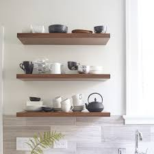 Wall Brackets For Shelving by Shelfology Heavy Duty Floating Shelf Bracket Fits 12 35 Inch