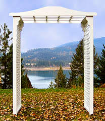 wedding arches rental denver rent a white rectangular arch for your wedding at all seasons rent all
