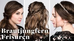 Frisuren Brautjungfer Anleitung by How To Brautjungfern Frisuren Die 3 Schönsten Varianten Selbst