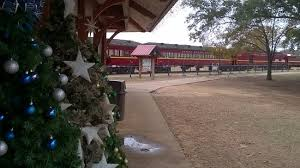 the texas state railroad palestine depot is home to the magical