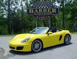 yellow porsche boxster test drive 2013 porsche boxster s u2013 our auto expert