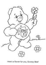 care bears coloring 105 crafty 80 u0027s care bears coloring