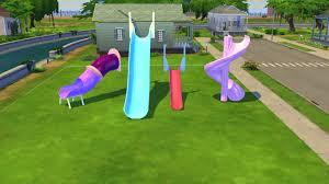 sims 4 custom content download joyful kids playground set