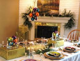 top 100 christmas table decorations u2014 style estate