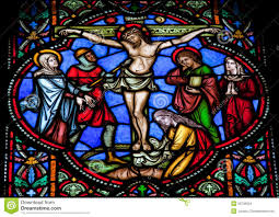 jesus on the cross stock images image 26758934