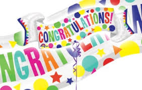 Congratulation Banner Congratulations Balloons Helium Balloon Gift Delivery Uk