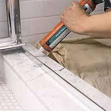 Silicone Shower Door Seal Remove Silicone Caulk Shower Door Home Design Hay Us