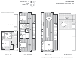 scintillating town house plans pictures best idea home design