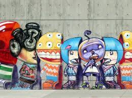 How To Graffiti With Spray Paint - graffiti artist who painted facebook office is worth 200 million