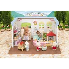 calico critters shop at growing tree toys