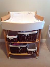 Stokke Care Changing Table by Find More Euc Stokke Care Change Table Baskets Not Included For