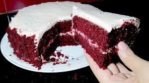 red velvet cake recipe without oven red velvet cake easy cake