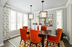 orange dining room awesome orange dining room chairs gallery liltigertoo com