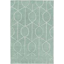 Teal And Green Rug Teal Rugs Flooring The Home Depot