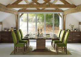 selecting the perfect dining table for your modern room decorating