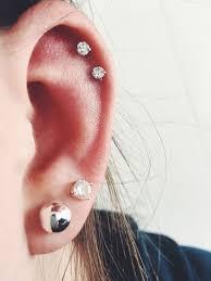 best cartilage earrings 53 piercing cartilage earrings best 25 cartilage